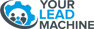 Your lead machine logo.