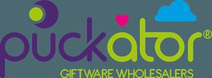 Puckator logo.