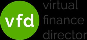 Virtual finance director logo.