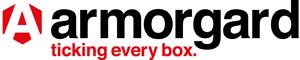 Armorgard logo.